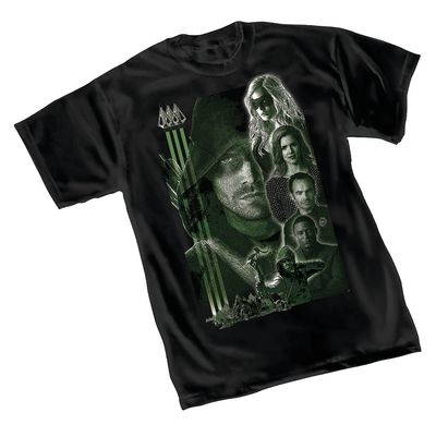 Arrow Crew T-Shirt MED