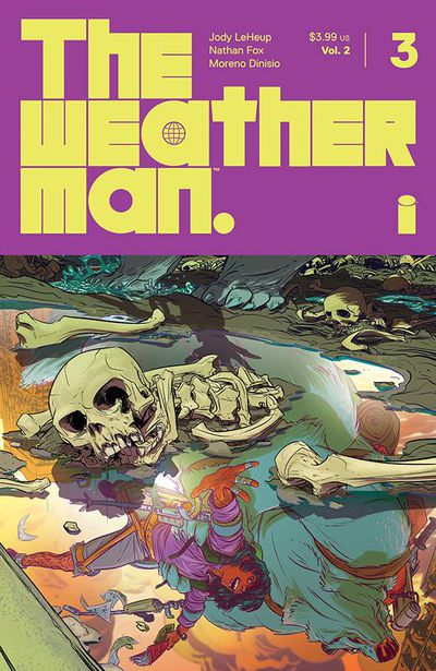 Weatherman Vol 2 #3 #3 (Cover A - Fox)