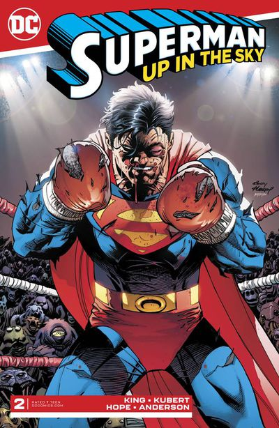 Superman Up in the Sky #2 (of 6)