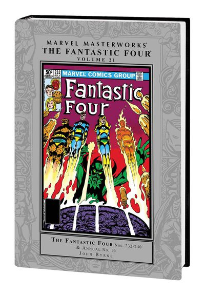 Marvel Masterworks Fantastic Four HC Vol 21