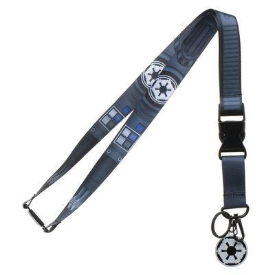 Star Wars Heroes & Villains Tie Fighter Suit-Up Lanyard
