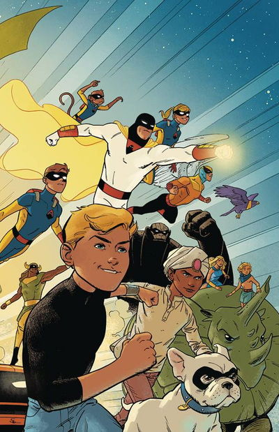 Future Quest comics at TFAW.com