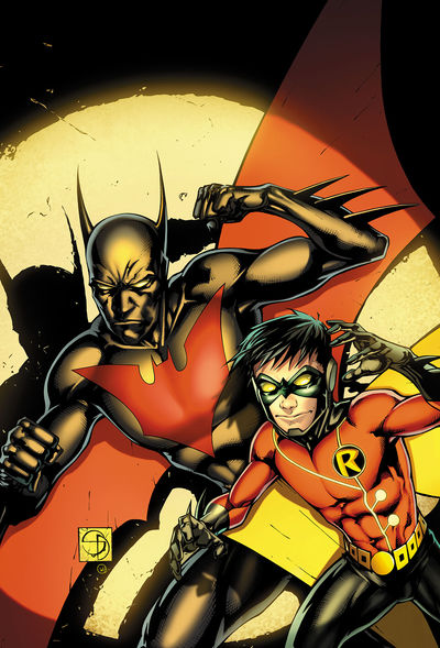 Batman Beyond #20 (Davis Variant)