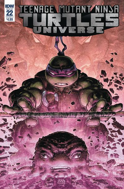 Teenage Mutant Ninja Turtles Universe #22 (Cover A - Williams II)
