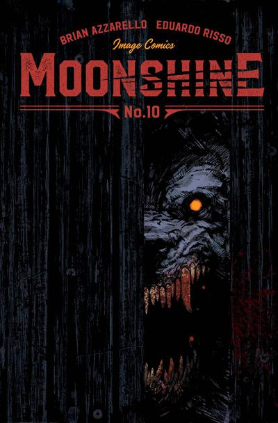 Moonshine #10 (Cover B - Zaffino)