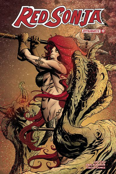 Anyone Reading Red Sonja? MAR181501