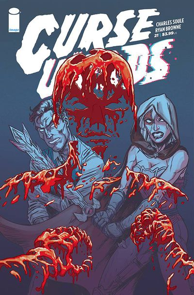 Curse Words #21 (Cover A - Browne)
