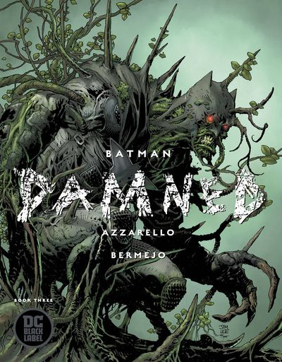 Batman Damned #3 (of 3) (Lee Variant)
