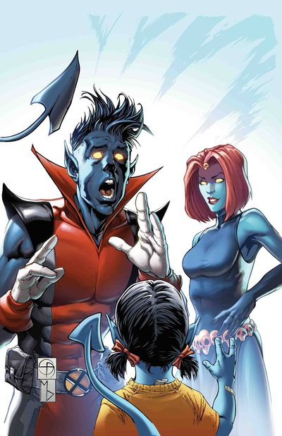Age of X-man Amazing Nightcrawler #4 (of 5)