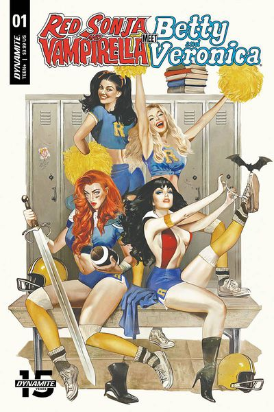New Comic Book Release List - May 8, 2019