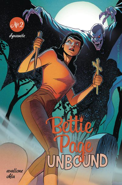 Bettie Page Unbound #2 (Cover C - Williams)
