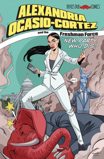 ComicList: New Comic Book Releases List for 05/15/2019 (1