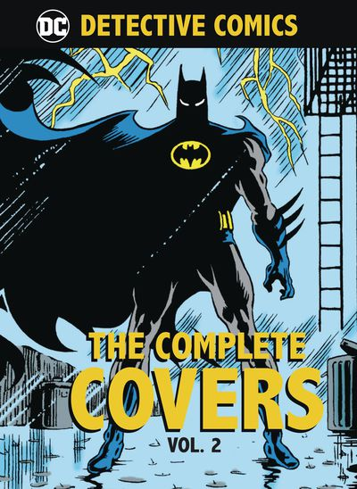 DC Comics Detective Comics Comp Covers Mini HC Vol 02