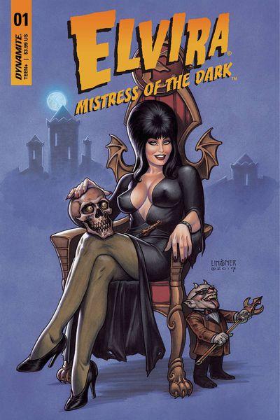 Elvira: Mistress of the Dark (Dynamite) MAY181023