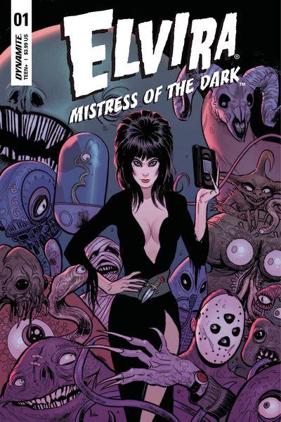 Elvira: Mistress of the Dark (Dynamite) MAY181025