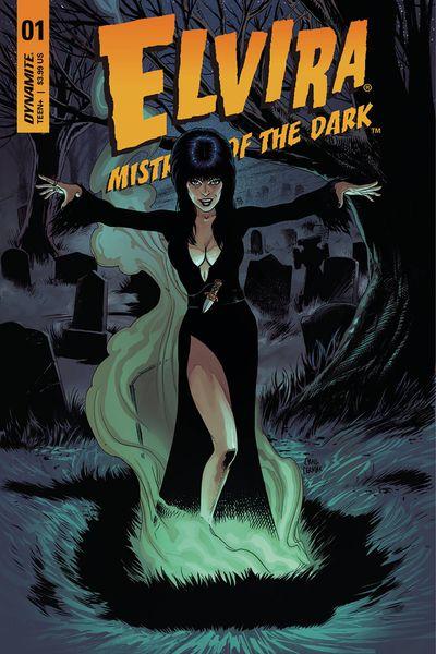 Elvira: Mistress of the Dark (Dynamite) MAY181026
