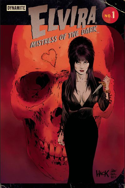 Elvira: Mistress of the Dark (Dynamite) MAY181027