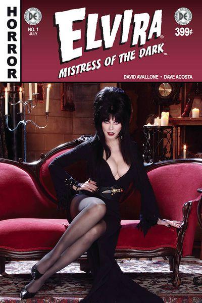 Elvira: Mistress of the Dark (Dynamite) MAY181028