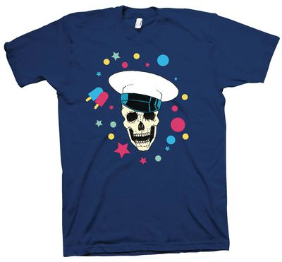 Ice Cream Man T-Shirt SM