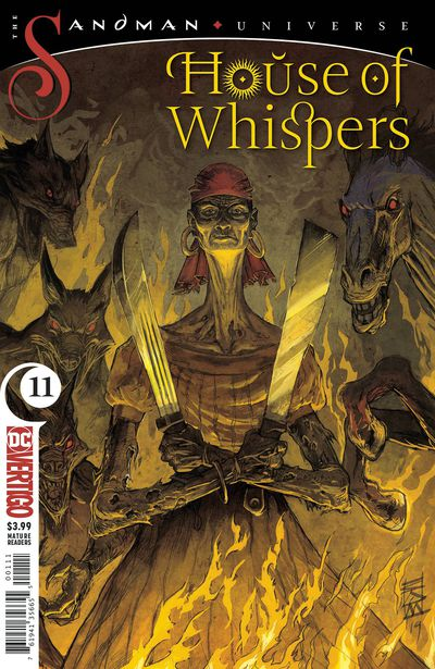 House of Whispers #11