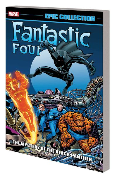 Fantastic Four Epic Collection TPB Mystery of Black Panther