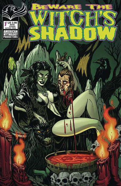 Beware the Witchs Shadow #1 (Cover A - Calzada)