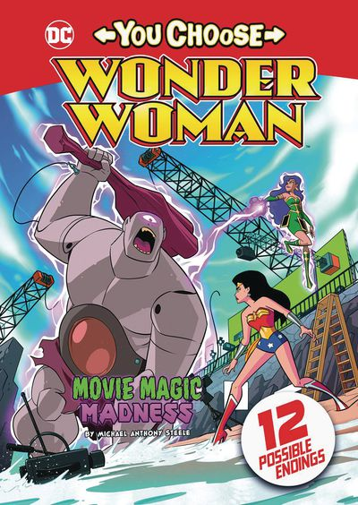 Wonder Woman You Choose SC Movie Magic Madness