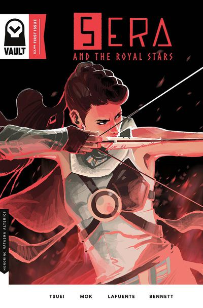 Sera & Royal Stars #1 Cover B