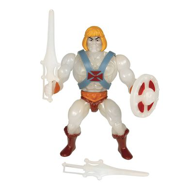 Motu 5.5in Vintage Wave 4 Gitd He-Man Action Figure