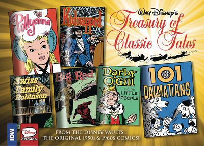 Walt Disney Treasury of Classic Tales HC Vol 03