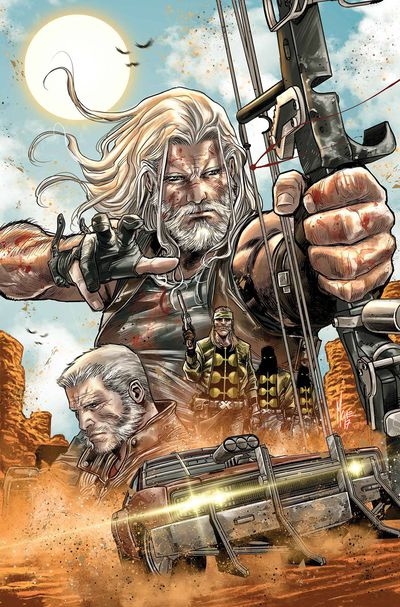 Old Man Hawkeye #1 (of 12)