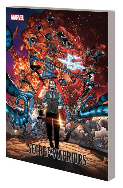 Secret Warriors TPB Vol 02 if Trouble Must Come