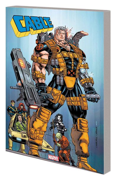 Cable & X-force TPB Onslaught Rising