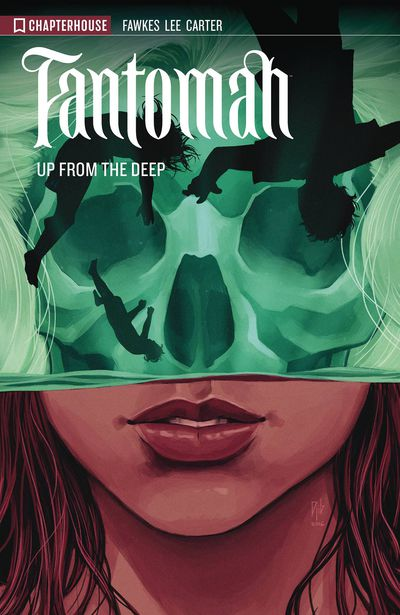 Fantomah TPB Vol. 01 Up From The Deep
