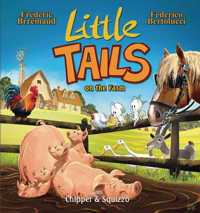 Little Tails on the Farm HC Vol 05 (of 6)