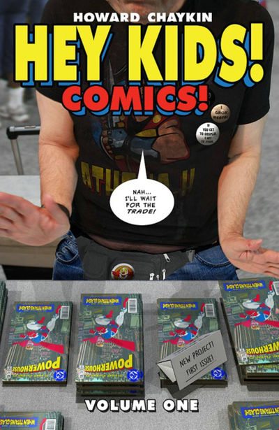 Hey Kids Comics TPB