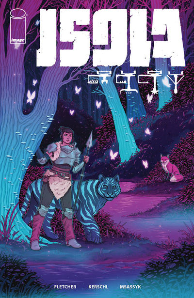 Isola #6 (Cover B - Bartel)
