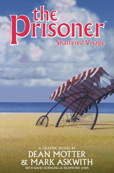 Prisoner TPB Vol 01 Shattered Visage