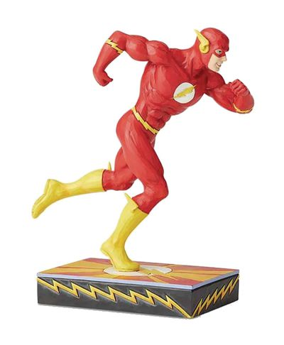 UPC 028399156955 product image for DC Heroes Silver Age Flash Figurine | upcitemdb.com
