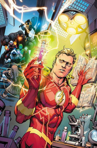 Flash #37 (Porter Variant)