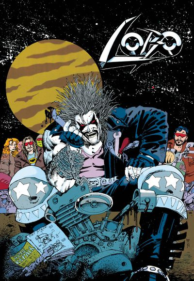 Lobo by Keith Giffen & Alan Grant TPB Vol 01