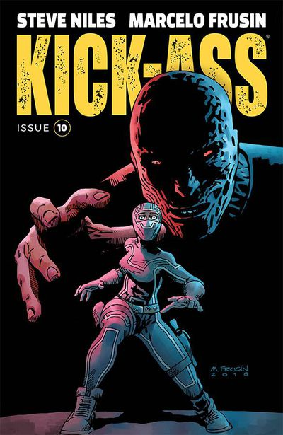 Kick-Ass #10 (Cover A - Frusin)