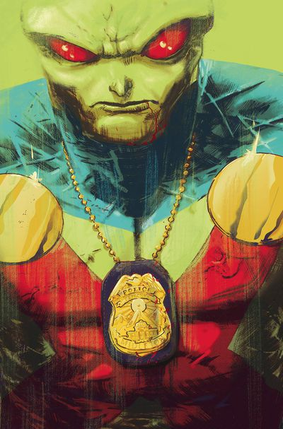 Martian Manhunter #1 (of 12)