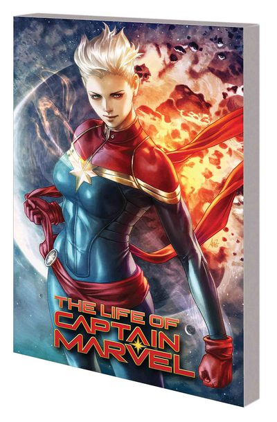 Life of Captain Marvel TPB