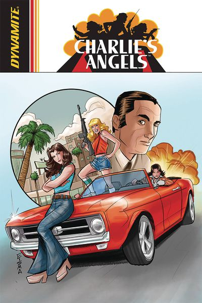 Charlies Angels TPB Vol 01