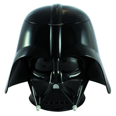 Star Wars Darth Vader Figural Cookie Jar W/sound