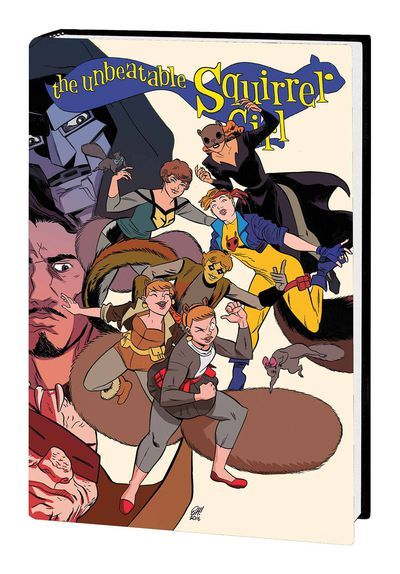 Unbeatable Squirrel Girl HC Vol 03