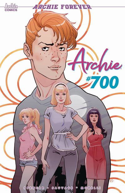 Archie #700 Cover A