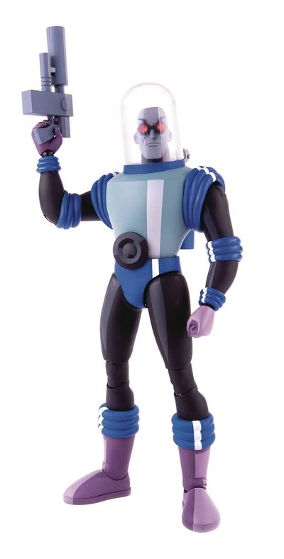 Batman Animated Mr Freeze 1/6 Scale Collectible Figure