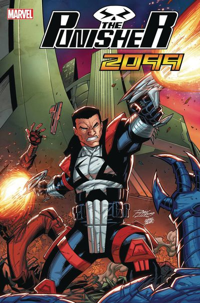 Punisher 2099 #1 (Ron Lim Variant)
